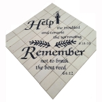 Engraved Paver Array - Biblical Quotes