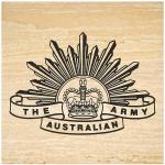 Logo Engraved Paver - Rising Sun
