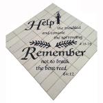 Engraved Paver Array - Biblical Quotes